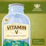 Various Artists - Vitamin V For You And Me Megamix