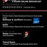 22-23h (GMT+1): Darpa (Italo Business/owner's radio show) Xmas Radio Show007