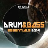 drum and bass essential mix 2014