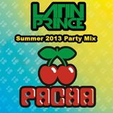 "DJ LATIN PRINCE ""PACHA""  SUMMER 2013 PARTY MIX"