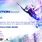 The COALITION Mix featuring Dj MOKKSHA (Genre: House)