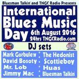 International Blues Day on TNGC Radio