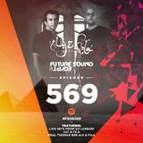 Future Sound of Egypt 569 with Aly & Fila (UV London Special)