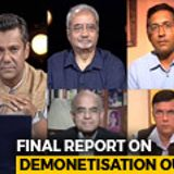 Final Report On Notes Ban Out: Was Demonetisation Gain Worth The Pain?