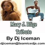 Mary J. Blige Tribute Mixed by Dj Iceman
