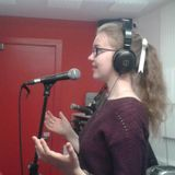 LIVE SESSION: Anna Heywood, soprano, on Cat's Cream 9 Nov 2016