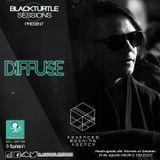 BlackTurtle Sessions Guest Mix Diffuse //AdvancedBookingAgency//www.curadio.es/