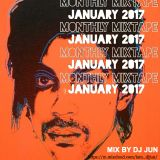 MONTHLY MIXTAPE (JANUARY 2017)