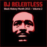 BLACK HISTORY MONTH 2015 (Disc Two)