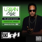 DJ JAH Live at Urban Elite 28-8-2015