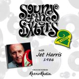 SOUNDS OF THE SIXTIES - JET HARRIS - 1986