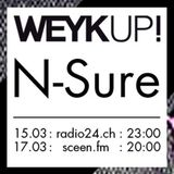 WEYKUP! Radio with N-Sure