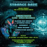 Strange Daze 14th Birthday DJ Competition Entry