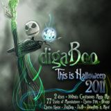 digaBoo - This is Halloween 2011 (160min 77 track mutli-genre mix)