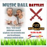 Music Ball Battles by oJo| 14/02/2018 | Απόσπασμα εκπομπής