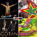 GOTAN PROJECT + EL HIJO DE LA CUMBIA  INTERVIEW + MANU CHAO LIVE @ LATINOS IN LONDON RADIO 26/10/10