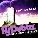 AJ Dubbz - The Realm (June 14' DJ Mix | Bassheavy Garage/Organ/Cheeze)