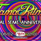 TamaRitmo - Special 3ème Anniversaire