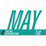 #BsideRadio May 1st Half Mixed by @DJKDAB