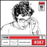 electrocaïne session #087 - iyer