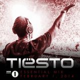 Tiesto - Essential Mix (BBC Radio1) - 01-Feb-2014