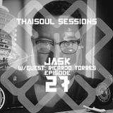 Jask's Thaisoul Sessions Episode 27 w/guest Ricardo Torres(NDYD)