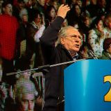 Jorge Mazzarovich en el Acto de la 20    26/4