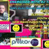 Energised With DJ Tim - 11/1/14/ - 103.2 Preston fm