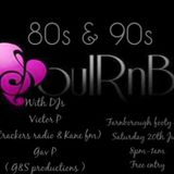 Victor P - 80s/90s Soul & R'n'B Mix Live Set (20th June 2015)