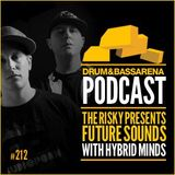 Hybrid Minds (AudioPorn Records) @ Future Sounds - Drum & Bass Arena Podcast Episode #218 (23.03.12)