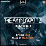 The Amduwattz #33 mixed by Ms. Leadin'