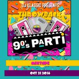 90's Old School Parti Mix