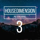 House Dimension podcast 3 by Pieter Gabriel