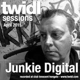 Junkie Digital // TWIDLsessions // 11-04-2015 // Club Innocent