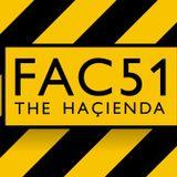HACIENDA / FACTORY RECORDS – RADIO ONE ESSENTIAL MIX