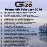 Promo Mix February 2016