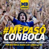 Me paso con Boca - Boca campeón de la Copa 2007 y una gran anécdota