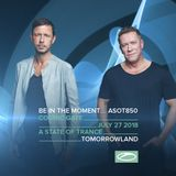 Cosmic Gate - Tomorrowland 2018 (A State Of Trance Stage 27.07.2018)