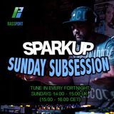 Sparkup Sunday Subsession #9 on Bassport.fm 09-03-15