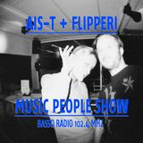 Music People Show w/ Ais-T & Flipperi @ Basso Radio 31.10.2013