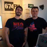 Ben Cool (Neon Paradise) zu Gast bei Sweet Headache@674FM