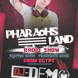 DJ DEMO - PHARAOH LAND 1 ( UME LABEL ) 25-1-2014