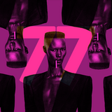 VF Mix 77: Grace Jones by Wrongtom