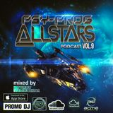 Psy-Prog Allstars podcast # 9 with Dj Tony Montana [MGPS 89,5 FM] 31.01.2017