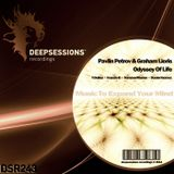 DSR243 Pavlin Petrov & Graham Lloris - Odyssey Of Life
