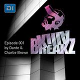 Dante - KillaBreakZ 3.0 @DI.fm - Episode 001