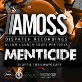 Menticide - Connection Ft. Amoss April 2018 Promo Mix