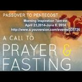 From Passover to Pentecost Day 7