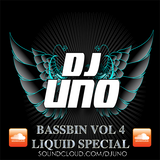 Dj Uno Presents BASSBIN VOL 4 - Liquid Special