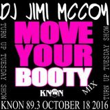 TURN UP TUES. KNON LATIN-DANCE-OLD SCHOOL OCT 18 2016